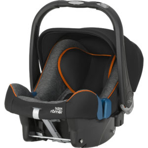 BABY-SAFE PLUS SHR II Black Marble