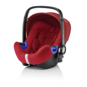 BABY-SAFE i-SIZE Flame Red