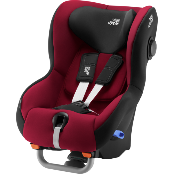max way plus flame red 600x600 - Britax Römer Max-Way Plus Storm Grey Czarna Seria