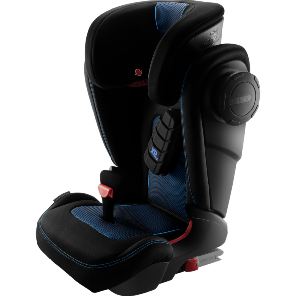 08 KIDFIX III S CoolFlowBlue HERO SHOT 2019 72dpi 2000x2000 600x600 - Britax Römer Kidfix III S 15-36 kg kolor Cool Flow - Blue