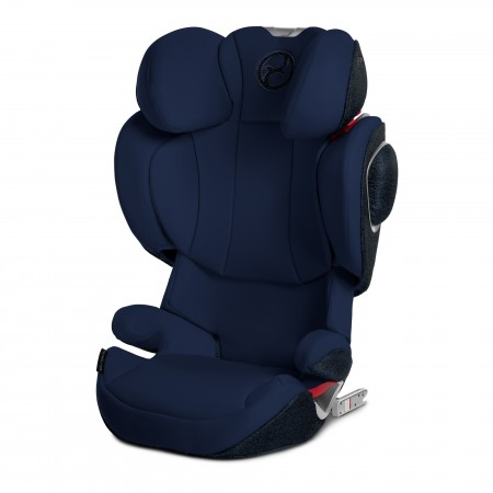 107 - Cybex Solution Z-fix 15-36 kg kolor: Midnight Blue
