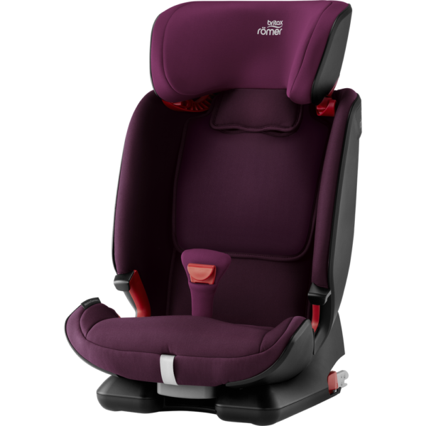08 ADVANSAFIX IV M BurgundyRed 02 Group2 2018 72dpi 2000x2000 600x600 - Britax Römer Advansafix IV M 9-36 kg kolor Burgundy Red