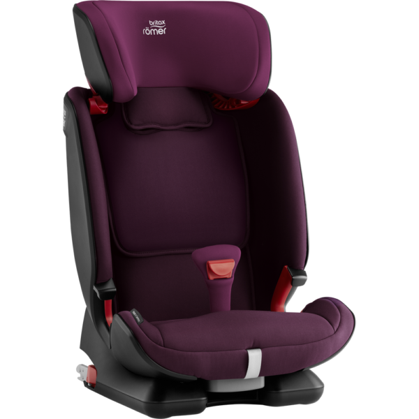 10 ADVANSAFIX IV M BurgundyRed 04 Group2 2018 72dpi 2000x2000 600x600 - Britax Römer Advansafix IV M 9-36 kg kolor Burgundy Red