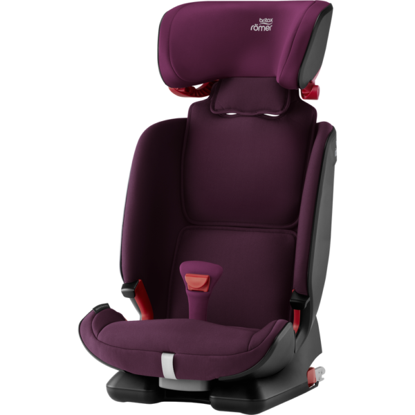 14 ADVANSAFIX IV M BurgundyRed 02 Group3 2018 72dpi 2000x2000 600x600 - Britax Römer Advansafix IV M 9-36 kg kolor Burgundy Red