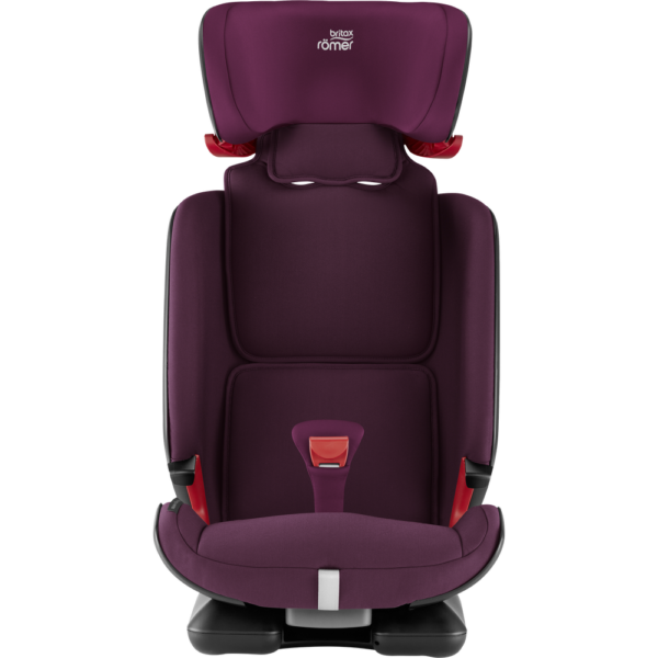 15 ADVANSAFIX IV M BurgundyRed 03 Group3 2018 72dpi 2000x2000 600x600 - Britax Römer Advansafix IV M 9-36 kg kolor Burgundy Red