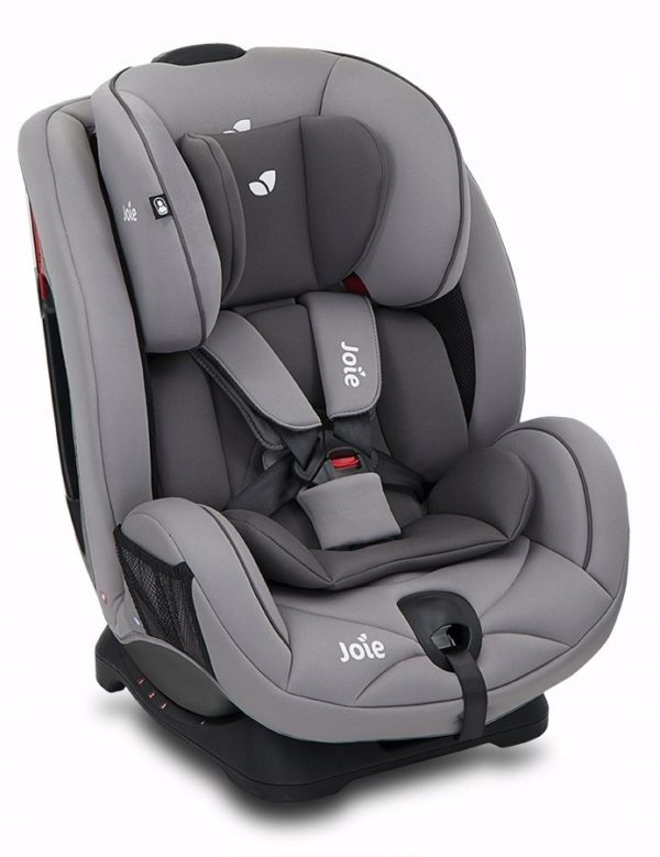 3f61d42e41cea174e5daef54ee1f 600x779 - Joie Stages 0-25 kg kolor Grey Flannel