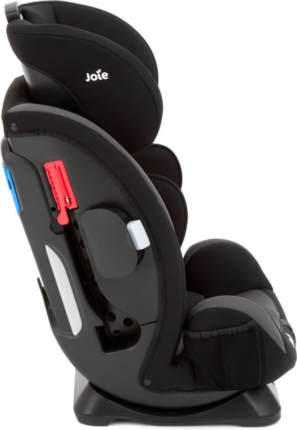 EveryStage TwoToneBlack RightProfile HR cs cc 600x868 - Joie Every Stage 0-36 kg kolor Two Tone Black