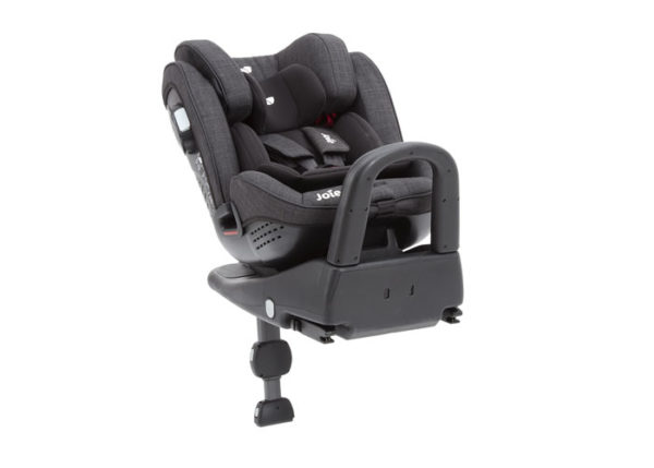 Stagesstagesmon 600x429 - Joie Stages 0-25 Isofix kg kolor Pavement