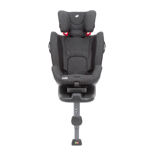 joie stages isofix 1 600x600 - Joie Stages 0-25 Isofix kg kolor Pavement