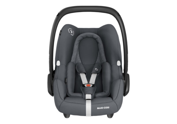 maxi cosi rock Essential Graphite 02 600x420 - Maxi-Cosi Rock i-Size (45-75 cm) kolor Essential Graphite