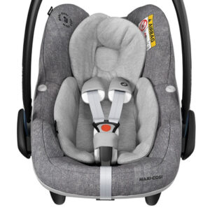 pebble pro baby hugg 300x300 - Maxi-Cosi Pebble Pro i-Size (45-75 cm) kolor Essential Grey