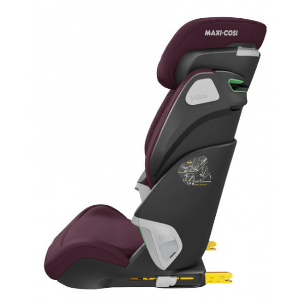 30710 4 600x600 - Maxi-Cosi Kore PRO i-Size 15-36kg kolor Authentic Red