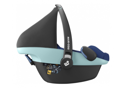 maxi cosi pebble pro essential blue 07 - Maxi-Cosi Pebble Pro i-Size (45-75 cm) kolor Essential Blue