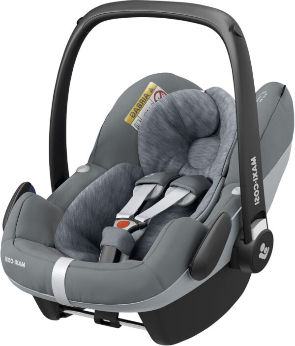 Maxi Cosi Pebble Pro i Size Essential Grey 600x704 - Maxi-Cosi Pebble Pro i-Size (45-75 cm) kolor Essential Grey