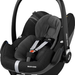 8799739110 2019 maxicosi carseat babycarseat pebblepro black frequencyblack 3qrtleft 300x300 - Maxi-Cosi Pebble Pro i-Size (45-75 cm) kolor Frequency Black