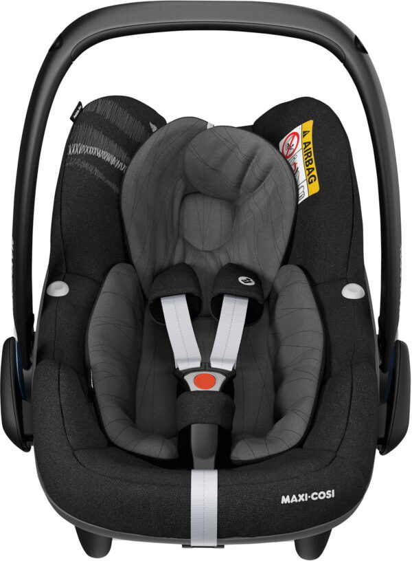 Maxi Cosi Pebble Pro i Size Frequency Black 600x816 - Maxi-Cosi Pebble Pro i-Size (45-75 cm) kolor Frequency Black